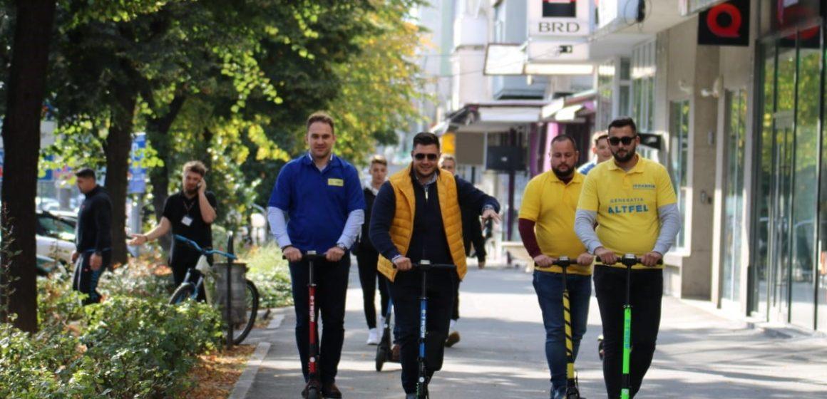 Tinerii liberali din Maramureș caută soluții inovative pentru  comunitățile locale