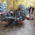 Tragedie în Coroieni – un bărbat a murit strivit de tractor