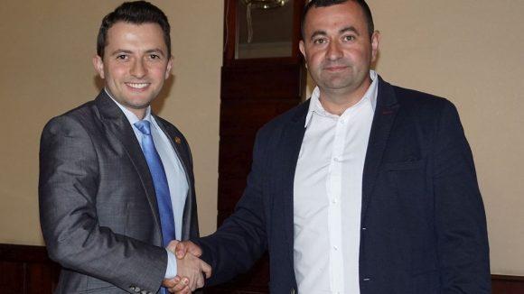 Vlad Emanuel Duruș, candidatul USR la președinția Consiliului Județean Maramureș