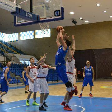 Trei partide oficiale vor disputa cei de la echipa de baschet masculin CSM Sighetu Marmației săptămâna viitoare