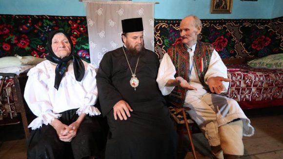 """Ordinul """"Crucea Justinian Arhiepiscopul"""" – înmânat lui Vasile Deac Moșu'"""