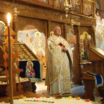 De sărbătoarea Sfintei Parascheva