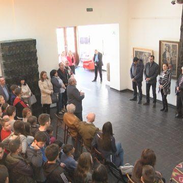 Muzeul Maramureșan din Sighet a marcat 75 de ani de la eliberarea Sighetului de sub ocupația străină printr-o expoziție documentară, carte, pictură și grafică