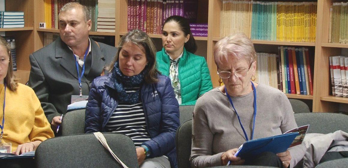 REPORTAJUL ZILEI | Muzeul Județean de Istorie și Arheologie Maramureș a organizat Sesiunea Anuală de Comunicări Științifice