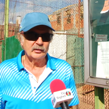 Activitate bogată la clubul de tenis din Sighetu Marmației