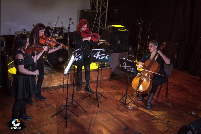 4Tune Quartet vor concerta pentru prima dată în Sighet