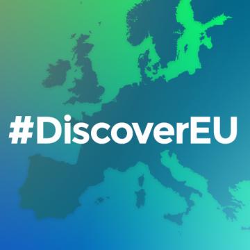 Înscrieri pentru permise de călătorie DiscoverEU