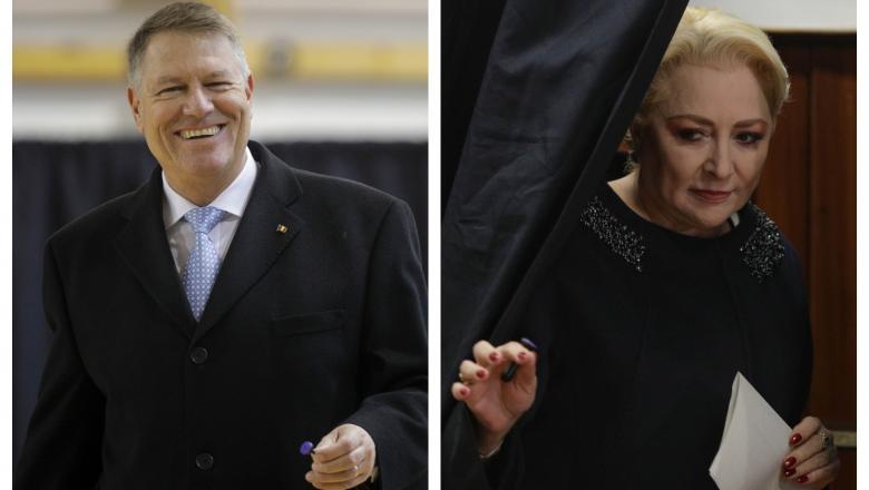 DATE EXIT POLL IRES: Klaus Iohannis – 66,5%, Viorica Dăncilă – 33,5%