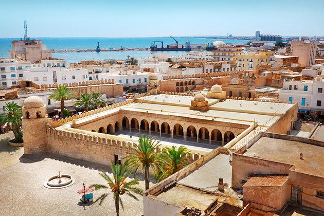 Tunisia moschea