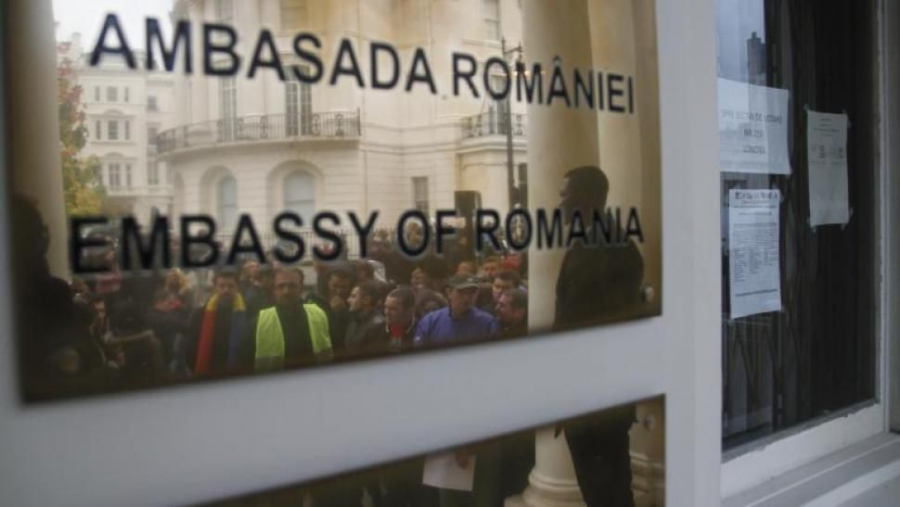 Sute de mii de români din afara țării au votat deja