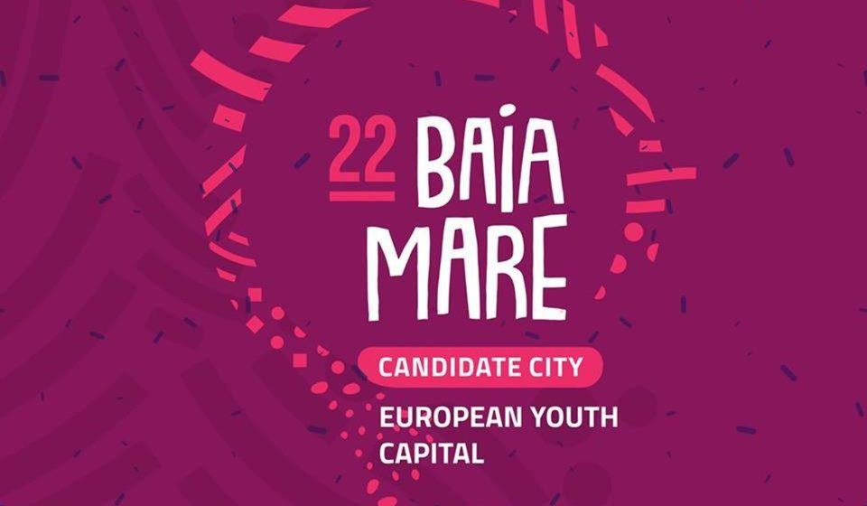 Baia Mare s-a înscris în competiția pentru câștigarea titlului de Capitală Europeană a Tineretului 2022