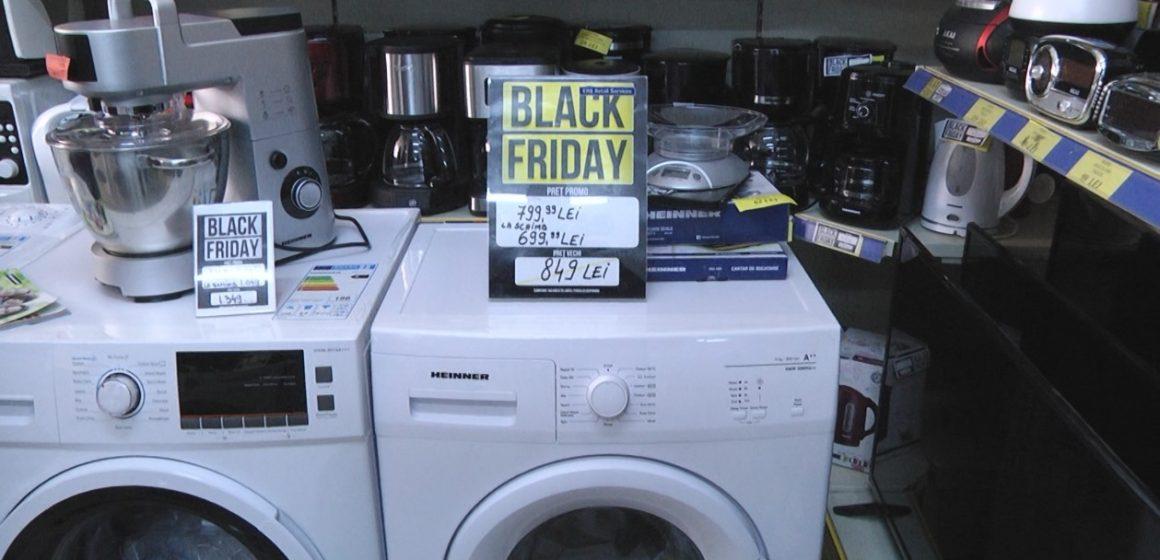 Unele magazine din Sighet au început să aplice reduceri de preț de Black Friday, încă din 8 noiembrie