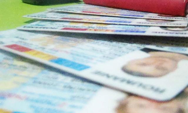 Câte acte de identitate provizorii au fost eliberate în Maramureș sâmbătă și duminică
