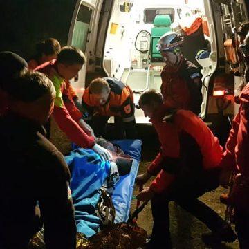 Mulțumiri din partea Ambasadei Cehiei transmise Salvamont Maramureș pentru salvarea unui turist