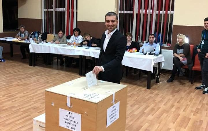 """Gabriel Zetea (PSD): """"Mulțumesc tuturor maramureșenilor care au participat la vot!"""""""