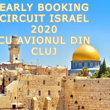 Circuit 2020: Israel, cu avionul din Cluj-Napoca, de la 550 euro/persoană