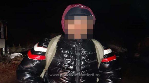 Libian care voia să treacă granița, prins de lucrători ai ITPF Sighet
