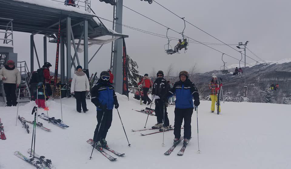 VIDEO   Vacanţă de iarnă în Maramureş în condiţii de siguranţă