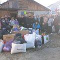 Jandarmii maramureșeni se implică în acțiuni umanitare