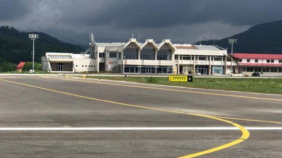 VIDEO   Aeroportul Internațional Maramureș va depune o cerere cu finanțare europeană pentru construirea unui nou terminal