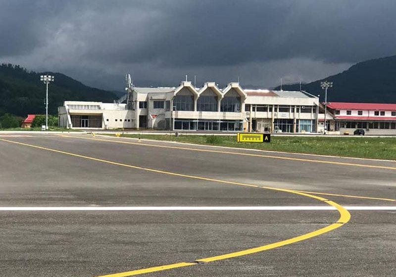 VIDEO | Aeroportul Internațional Maramureș va depune o cerere cu finanțare europeană pentru construirea unui nou terminal