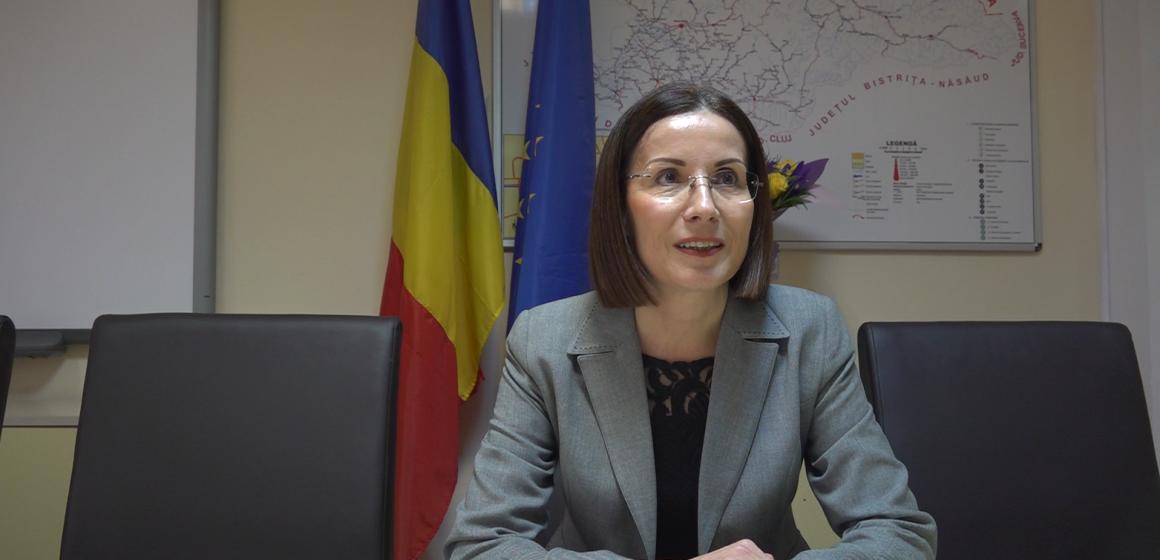"""VIDEO   Noul inspector școlar general, Anca Hendea Costin: """"Nu sunt membră de partid, nu am făcut niciodată politică"""""""