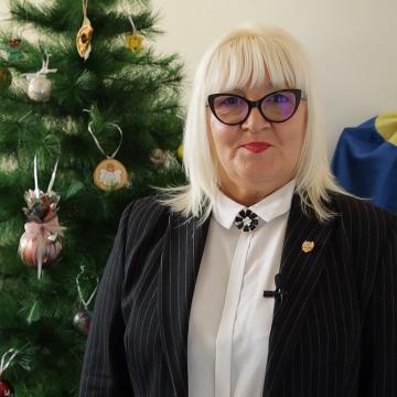 VIDEO   Urări pentru maramureșeni din partea senatorului PMP Severica Covaciu