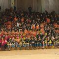VIDEO | A venit Moșul și pentru sportivii Academiei de Handbal Minaur Baia Mare