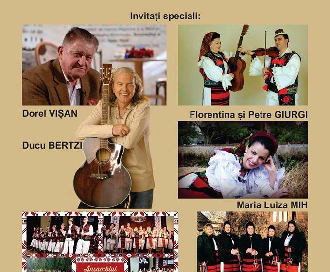 Spectacol special de Crăciun în Giulești și Berbești