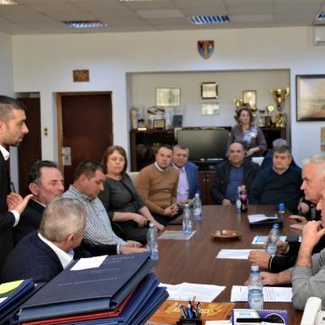 S-a semnat actul constitutiv al ADI Distribuție Gaz Maramureș
