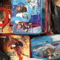 Jucării contrafăcute confiscate de poliţişti