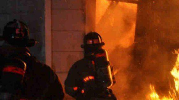 Incendiu la o centrală termică la Sighet