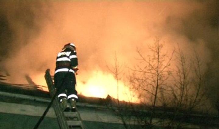 VIDEO | Cinci incendii în ultimele 24 de ore