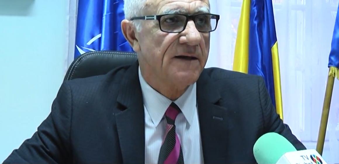 Petru Vlașin, primarul comunei Vadu Izei, le transmite gânduri bune cetățenilor de Anul Nou