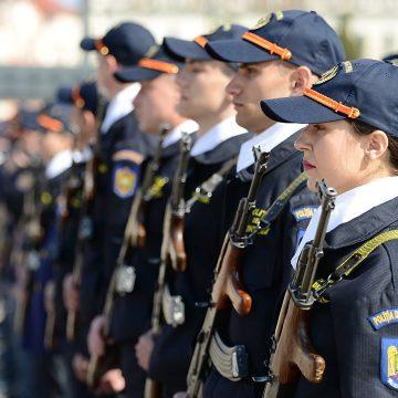 VIDEO | Șase candidați pe un loc la Școala de Pregătire a Agenţilor de Poliţie de Frontieră