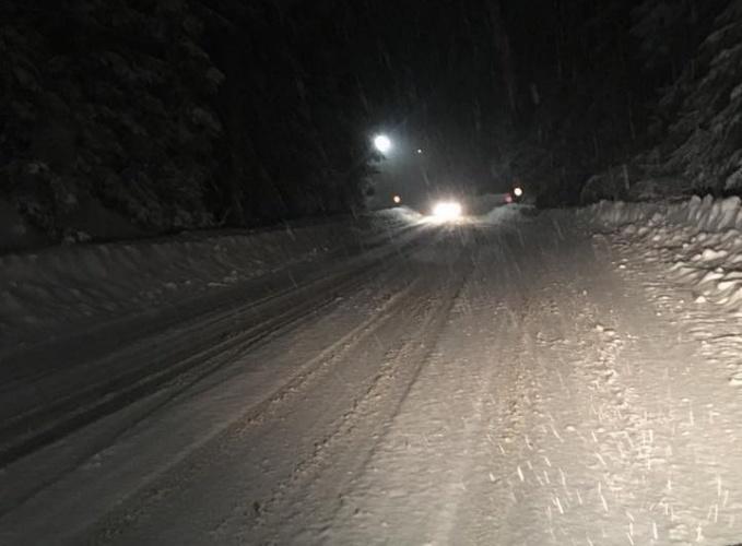VIDEO   Drumuri județene închise pe perioada de iarnă