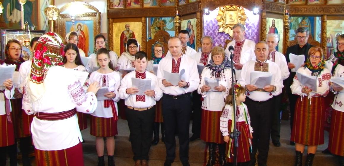 PROMO TV SIGHET | Concert de colinde la Biserica Ortodoxă Ucraineană