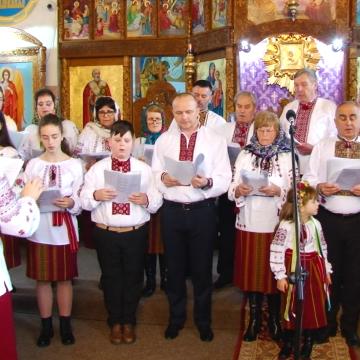 PROMO TV SIGHET   Concert de colinde la Biserica Ortodoxă Ucraineană