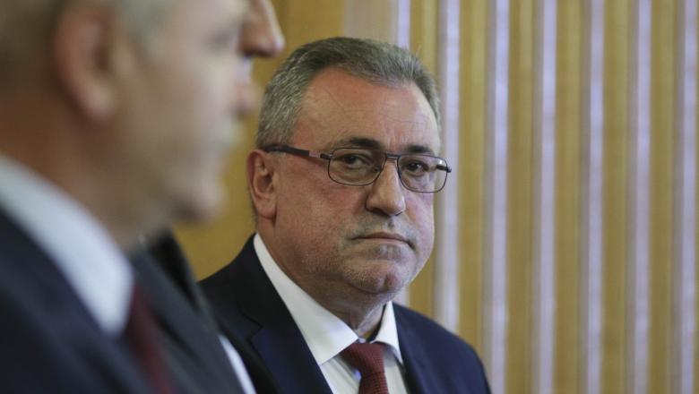 VIDEO | Deputatul de Maramureș Gheorghe Șimon a ajuns la șefia PSD Cluj