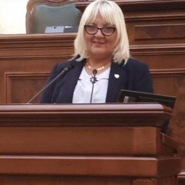 VIDEO   Senatorul PMP Severica Covaciu – soluții pentru majorarea alocațiilor
