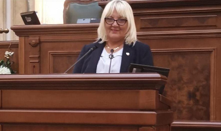 VIDEO | Senatorul PMP Severica Covaciu – soluții pentru majorarea alocațiilor
