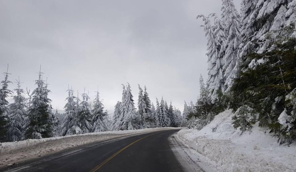 Circulație rutieră în condiții de iarnă