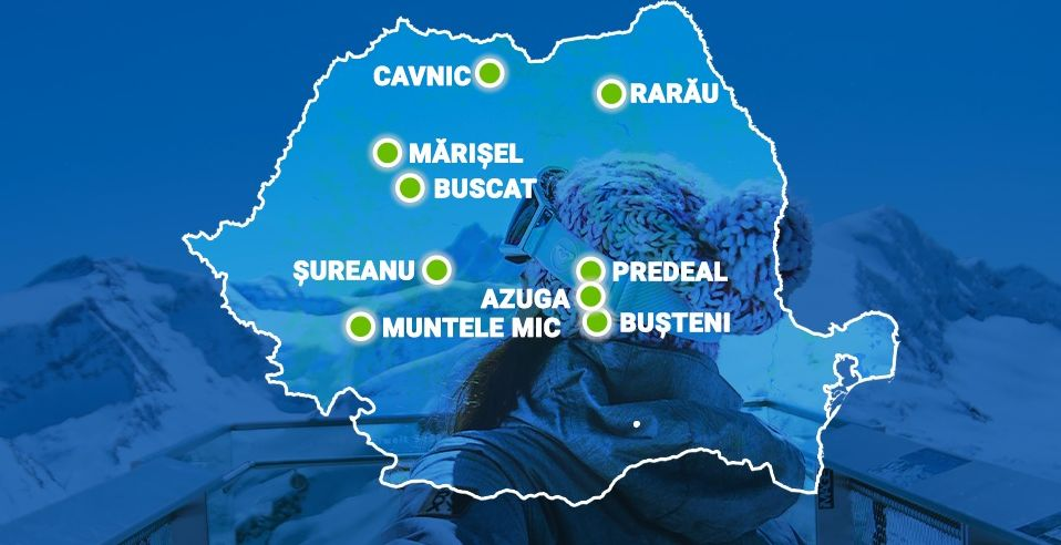 Cavnicul, pe harta Winter Tour 2020