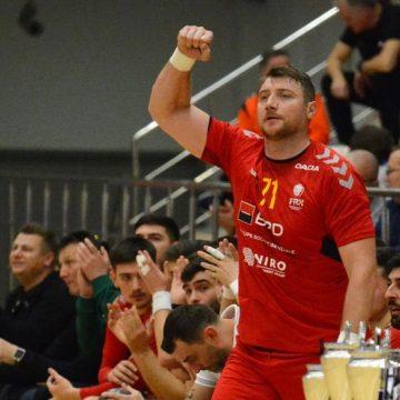 Naționala de handbal s-a calificat în faza a doua a preliminariilor Campionatului Mondial