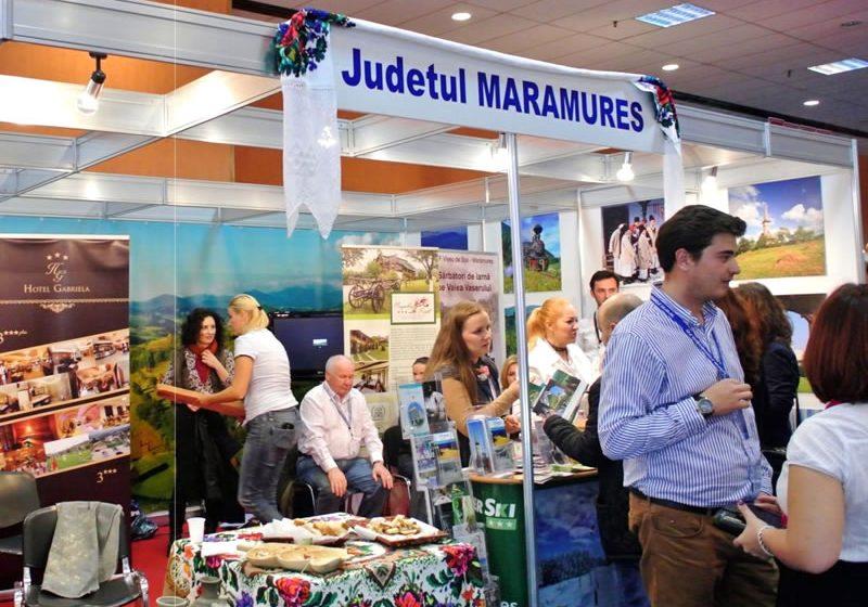VIDEO | Consiliul Județean Maramureș participă la ediția de primăvară a Târgului de Turism al României 2020