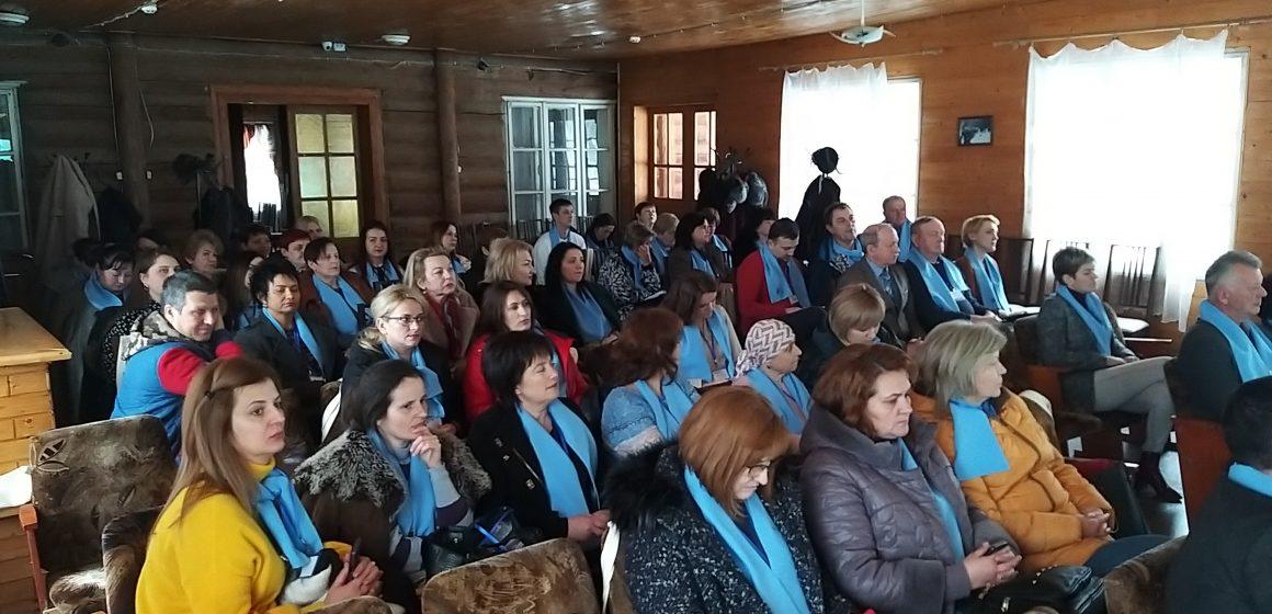 """VIDEO   20 de medici și asistente din cadrul la Spitalul Municipal Sighetu Marmației au participat la trainingul privind """"cooperarea în domeniul bolilor infecțioase și epidemiologice asociate sarcinii și nou-nascutilor"""""""
