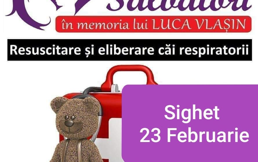 """VIDEO   Asociația """"Părinți Salvatori"""" organizează la Sighetcursuri de resuscitare"""