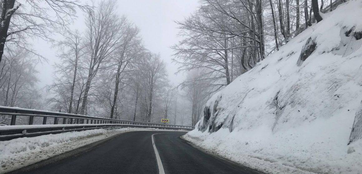 Circulatie rutiera in conditii de iarna