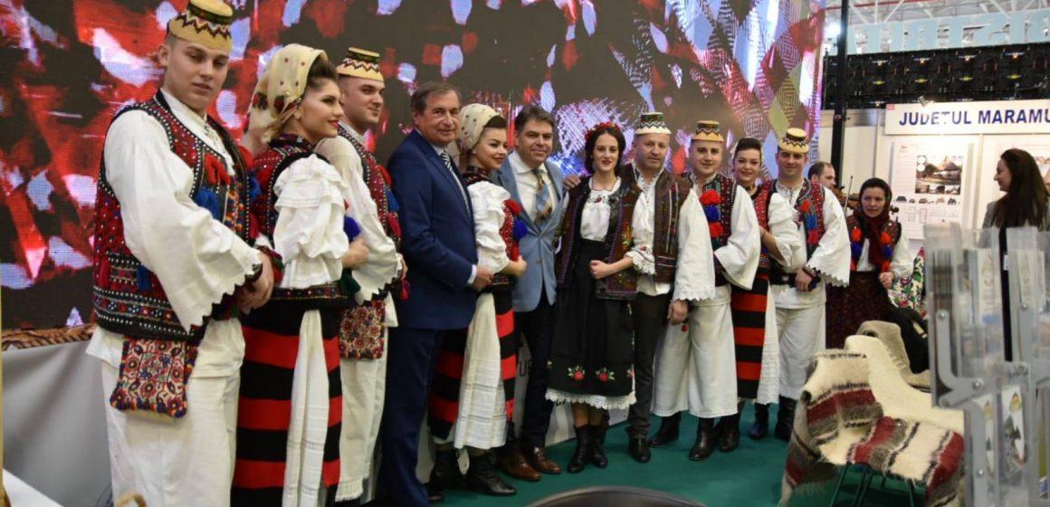 Județul Maramureș, printre gazdele preferate ale Târgului de Turism al României