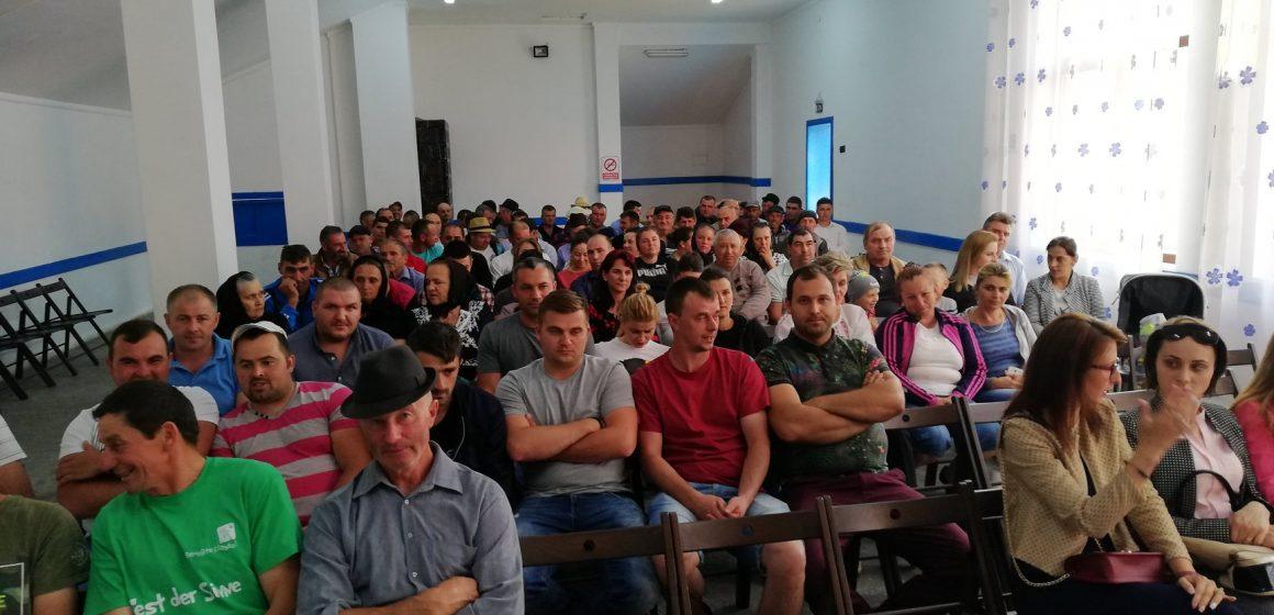 Administrația locală din comuna Giulești invită cetățenii din Berbești la o consultare publică